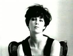 Francie Schwartz as she looked when she attracted Sir Paul in the summer of '68.