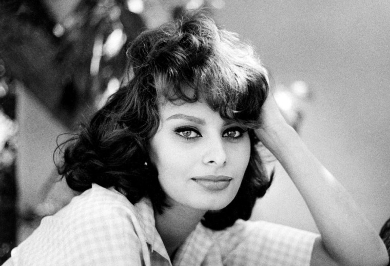 Image result for sophia loren kindness
